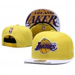 Cappellino Los Angeles Lakers 9FIFTY Snapback Giallo Bianco