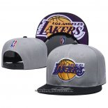 Cappellino Los Angeles Lakers 9FIFTY Snapback Grigio