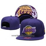 Cappellino Los Angeles Lakers 9FIFTY Snapback Viola