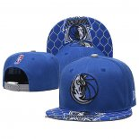 Cappellino Dallas Mavericks Blu
