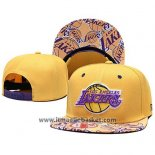 Cappellino Los Angeles Lakers 9FIFTY Snapback Giallo