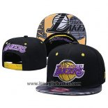 Cappellino Los Angeles Lakers 9FIFTY Snapback Nero