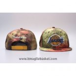 Cappellino Los Angeles Lakers Snapback Galaxia