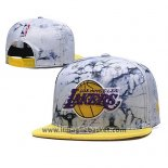 Cappellino Los Angeles Lakers Snapback Giallo