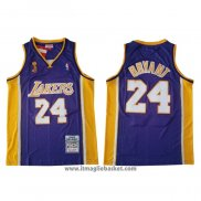 Maglia Los Angeles Lakers Kobe Bryant No 24 2009 Finals Viola