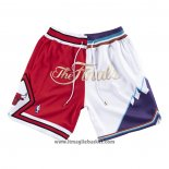 Pantaloncini Bulls Vs Jazz Just Don 1997 NBA Finals