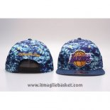Cappellino Los Angeles Lakers Snapback Blu