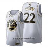 Maglia Golden Edition Golden State Warriors Andrew Wiggins No 22 2019-20 Bianco