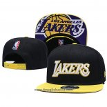 Cappellino Los Angeles Lakers 9FIFTY Snapback Giallo Nero
