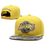 Cappellino Los Angeles Lakers Giallo