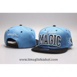 Cappellino Orlando Magic Snapback Blu