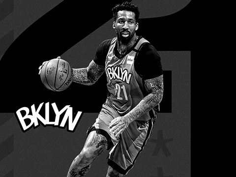 Magliette NBA Brooklyn Nets